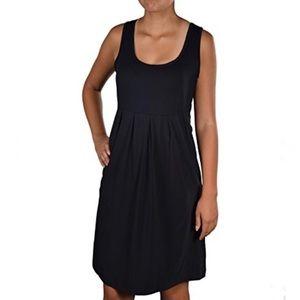 Columbia Omni-shade Black Utility Dress w/ Pockets